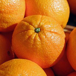 Naranja para zumo caja 15Kg